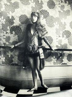 jiyanconleche: Leila Bedirkhan. Kurdish Dancer, 1930