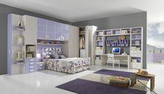 GIESSEGI kinderzimmer möbel design mädchen gestaltungsideen