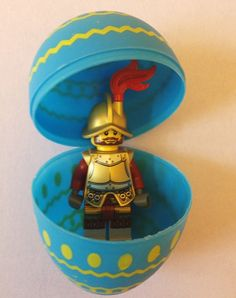 Lego Minifigures - great Easter egg fillers