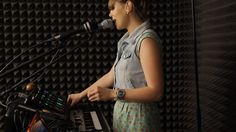 Nastya Maslova - Live looping set for Pop music ru Groove Armada, Russian Folk, Electronic Music, Pop Music, Songs, Live, Concert, Concerts, Song Books