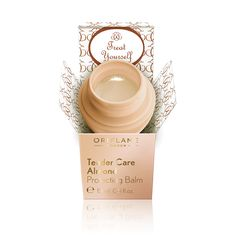 Tender Care Almond Protecting Balm - Tender Care - Skin Care - Shop for Oriflame Sweden - Oriflame cosmetics –UK & Ireland - Tender Care Almond Protecting Balm Online Beauty Store, Oriflame Cosmetics, Best Natural Skin Care, Natural Beauty, Beauty Consultant, Lip Moisturizer, Lip Care, Best Makeup Products, Bath And Body
