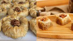Çıtır Çıtır Cevizli Bülbül Yuvası Tatlısı Apple Pie, Garlic, Vegetables, Desserts, Food, Meal, Deserts, Essen, Apple Pies