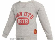 Armyandworkwear Manchester United FC Baby Football Sweatshirt Babies Shirt Top Official Product (12-18 Months) Man United Varsity sweatshirt - MAN100ColourLight grey marl with red logoProduct DescriptionMan United Varsity sweatshirtSoft, comfy and cute Crew neck sweaterMa (Barcode EAN = 5055450897408) http://www.comparestoreprices.co.uk/football-shirts/armyandworkwear-manchester-united-fc-baby-football-sweatshirt-babies-shirt-top-official-product-12-18-months-.asp