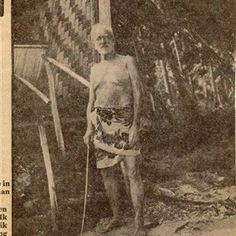 Gouwe in Tahiti