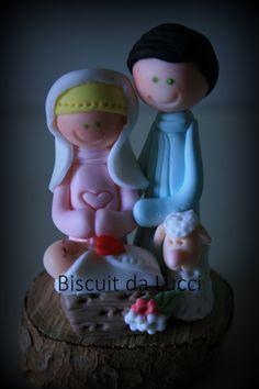 Sagrada Família #porcelanafria #biscuit #sagradafamlia #natividad #presepio