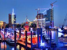 Blue Port Hamburg