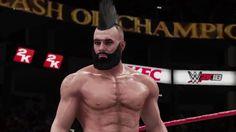 WWE 2K18 Tomyi vs. The Miz