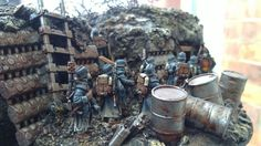 40k imperial guard.