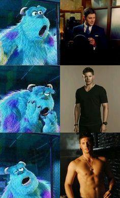 Dean.... Dean..... Dean.... Supernatural funny meme | Funny/Supernatural