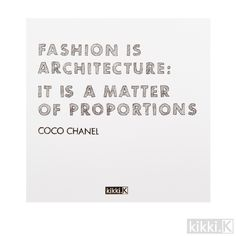 Fashion Quote Card 5pk Organisk