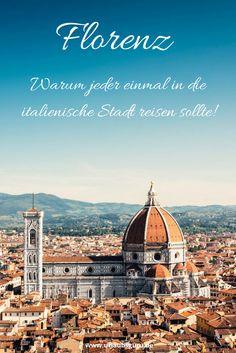 Florenz ist eine der schönsten und geschichtsträchtigsten Städte Italiens. Ich zeige euch alle Sehenswürdigkeiten der Stadt und erkläre, warum jeder mindestens einmal in seinem Leben in diese Stadt reisen sollte!
