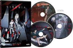 Sidonia no Kishi (2014) Complete Collection DVD9 NTSC (19 GB) | Audios: Español Latino, Inglés, Japonés