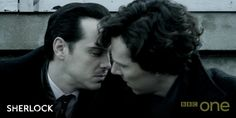 No matter how many times you see this moment, it always causes a ! #Sherlock