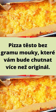 Mozzarella, Food And Drink, Pizza, Healthy Recipes, The Originals, Healthy Eating Recipes, Healthy Food Recipes, Clean Eating Recipes, Healthy Diet Recipes