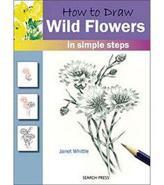 How To Draw: Wild Flowers