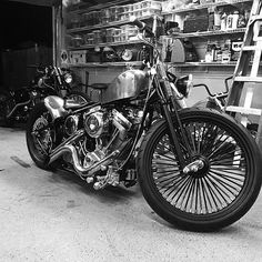 Harley | Bobber Inspiration - Bobbers and Custom Motorcycles November 2014