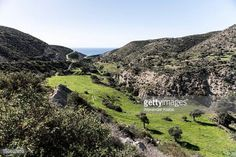 04-23 On the ocean road from Pissouri to Paphos green valleys... #pissouri: 04-23 On the ocean road from Pissouri to Paphos… #pissouri