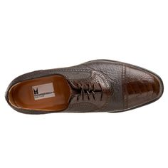 Moreschi Mens Shoes - Adrano.