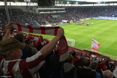 1. FC Magdeburg - Kickers Offenbach 1:0, 27.5.2015, MDCC-Arena #OFC #Kickers #Offenbach #Regionalliga