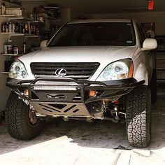 At Lil B's Fabrication we offer Made in USA Toyota, Lexus and Chevy Colorado winch bumpers able to handle the abuse of the off-road world while staying stylish and lightweight. Lexus Gx470, Lexus Cars, Synthetic Winch Rope, Off Road Bumpers, Off Roaders, Properties Of Materials, Ceramic Coating, Vw Tiguan, Shopping