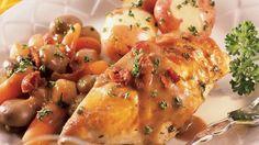 Slow-Cooked Chicken in Wine Sauce    http://www.pillsbury.com/recipes/slow-cooked-chicken-in-wine-sauce/66c9fcf5-fd64-4e0c-b5bc-70ff32170c7a/?WT.dcsvid=NjU3MzAyNjkzMgS2&rvrin=76D150A2-18E5-4520-ABB8-25CB86B29F6D&WT.mc_id=Newsletter_PB_PB_2012_02_28&nicreatID2=Newsletter_PB_PB_2012_02_28#