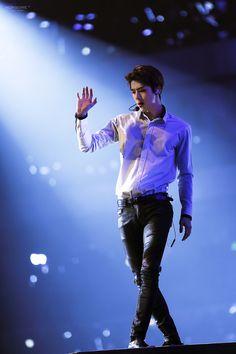 [Part 1/2] EXO'luXion 151212 : Don't Go - Sehun (2/2)