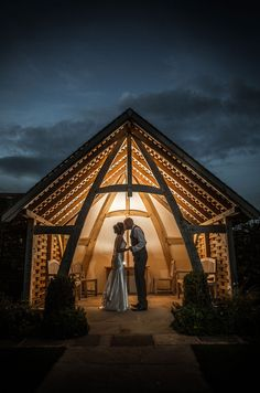 Featured Venue: The Kingscote Barn - Your Perfect Wedding Reception