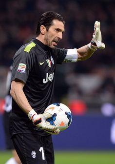 Gianluigi Buffon, la cuota de certeza debajo de los tres palos del seleccionado italiano, Brasil 2014.