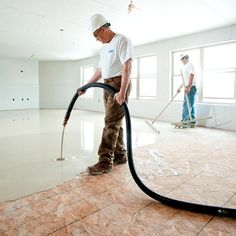 What Is Gypcrete Flooring - We at Custom Concrete Floors believe that this material is ideal for specific applications and understand its limitations.