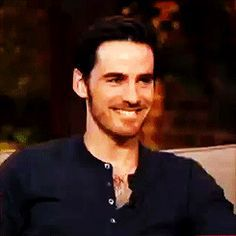 I'm going to become an actor, become best friends with Colin O Donoghue. I'm going to do my dream, no matter what it takes