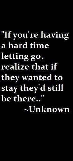 30 Quotes about letting go