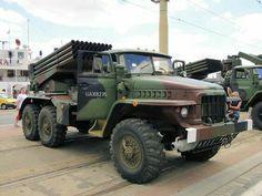 Wyrzutnia BM -21 Grad Bm 21 Grad, Poland Travel, Military Weapons, Panzer, Military Vehicles, Monster Trucks, 21st, Blog, Sci Fi