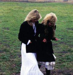 Stevie Nicks and Christine McVie | Little Lies Video