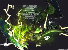 F.U.S.E Corp Special: Voltanmega by Dragonith on DeviantArt