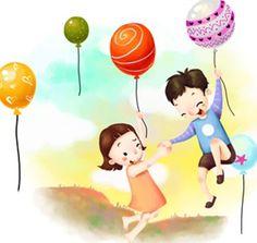 Materiales: Tantos globos inflados como participantes ¿Como se juega?? El juego consiste en entregar un globo a cada niño y que deba mantenerlo en el aire sin que toque el suelo. Para eso debe impu...
