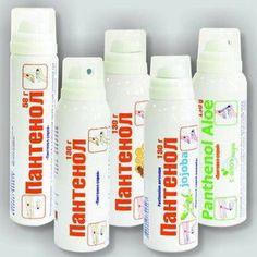 Пантенол для волос – применение. Защита, лечение, восстановление, укрепление волос