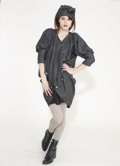5681e2a5f099 Designer: Tara St James Sustainable Fashion, Zero Waste, Winter Clothes,  Winter Outfits