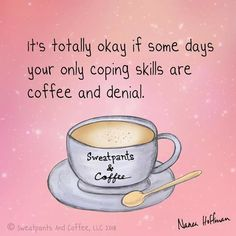 Quotes coffee time mornings Ideas for 2019 Happy Coffee, Coffee Talk, Coffee Is Life, I Love Coffee, My Coffee, Coffee Drinks, Coffee Mugs, Skinny Coffee, Coffee Club