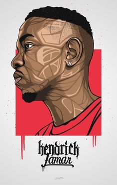 Image de kendrick lamar and art