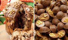Receita de Natal: chocotone trufado com nozes