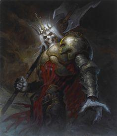 King Leoric (Diablo III Concept Art)