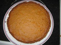 Sweet potato pie recipe with nutritional information!!!