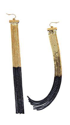 Voyeur Earrings - Gold by CC Skye :)