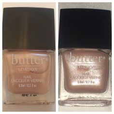 Butter London Pinkies Up from the Steampunk Ball Collection  Click to see swatches!