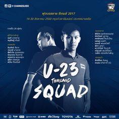 โชคเต๋าหลุด ! โค้ชโย่ง เปิดรายชื่อ ยู 23 บู๊ซีเกมส์   #thailand #players http://tvsbo.com