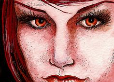 From the burning depths... by Tara White on Etsy