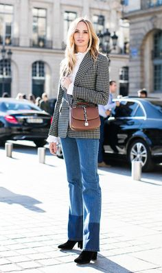 The Easy Outfit Every Single Fashion Girl Wears @Coveteur
