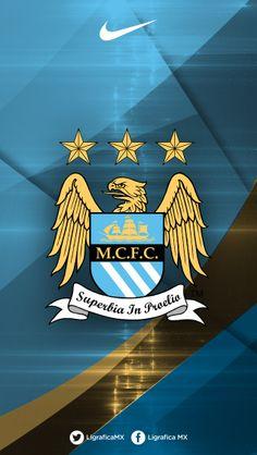 Manchester City Old Logo, Manchester Football, Football Team Logos, Whatsapp Wallpaper, Soccer Kits, Sports Wallpapers, Football Wallpaper, English Premier League, Art Logo