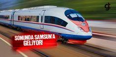 Samsun Ankara Hızlı Tren Ne Zaman Gelecek?