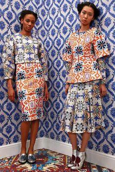 Tata Naka - Read To Wear Autumn/Winter 20014-15